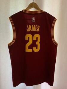 Mala suerte África capa  Camiseta Jersey NBA Cleveland Cavaliers Baloncesto Adidas Lebron James #23  | eBay