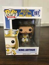 Funko Monty Python and The Holy Grail King Arthur Pop Vinyl Figure
