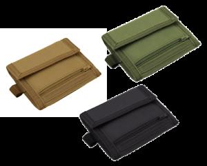 Condor Tactical Vault Tri-Fold Billetera Portatarjetas 235