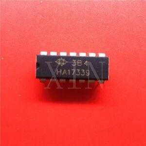 10PCS-HA17339-Encapsulation-DIP-14