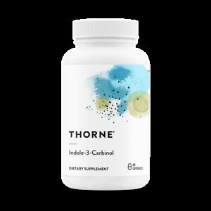 THORNE-Research-Indol-3-Carbinol-60-Kapseln-VERSAND-WELTWEIT