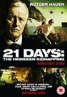 21 Days - The Heineken Kidnapping 5027035007991 With Rutger Hauer DVD Region 2