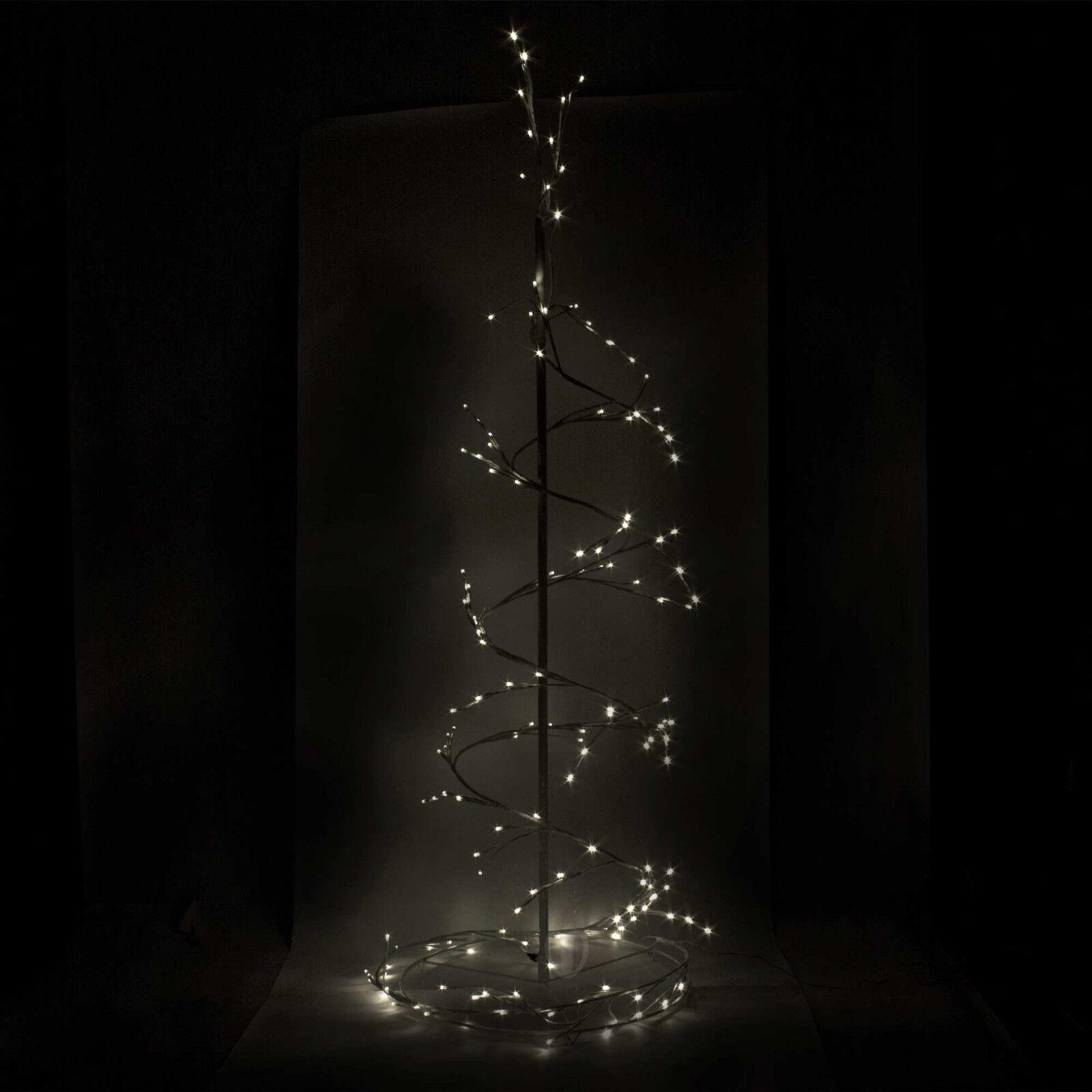 Weihnachtsbeleuchtung Auf Rechnung.Details Zu Spiralbaum 160 Led Außen 150 Cm Weihnachtsbaum Weihnachtsbeleuchtung Baum