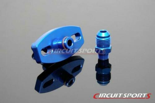 Circuit Sports Fuel Pressure Regulator Adapter