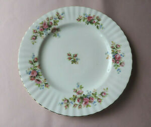 "Speiseteller  Royal Albert England  /""Moss Rose/""  Bone China Porzellan   //mehr da"