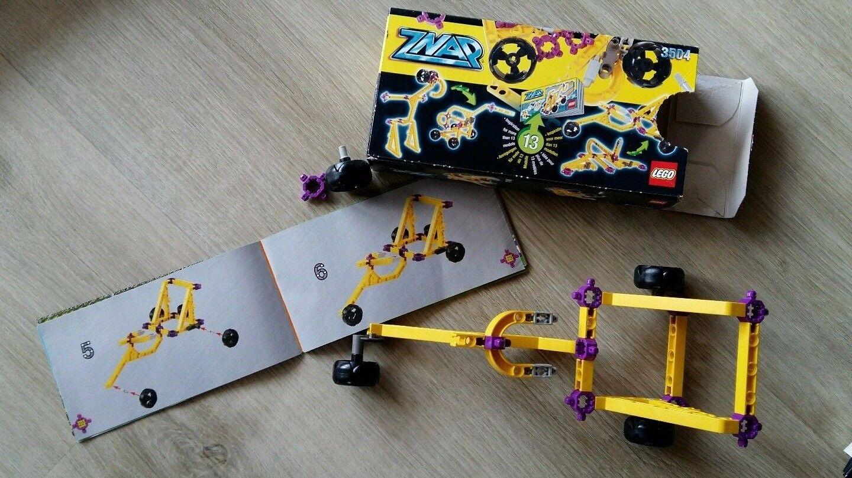 Lego Konvolut Technic Race Alpha 8230 6772 4011 4011 4011 TOP ad8963