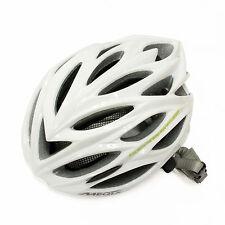 MEQIX Wind-1 Road Cycling Helmet 24 Air Vents White L/XL 58-62cm