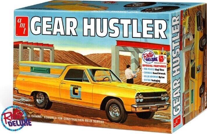 AMT 1 25 1965 Chevy El Camino 'Gear Hustler'