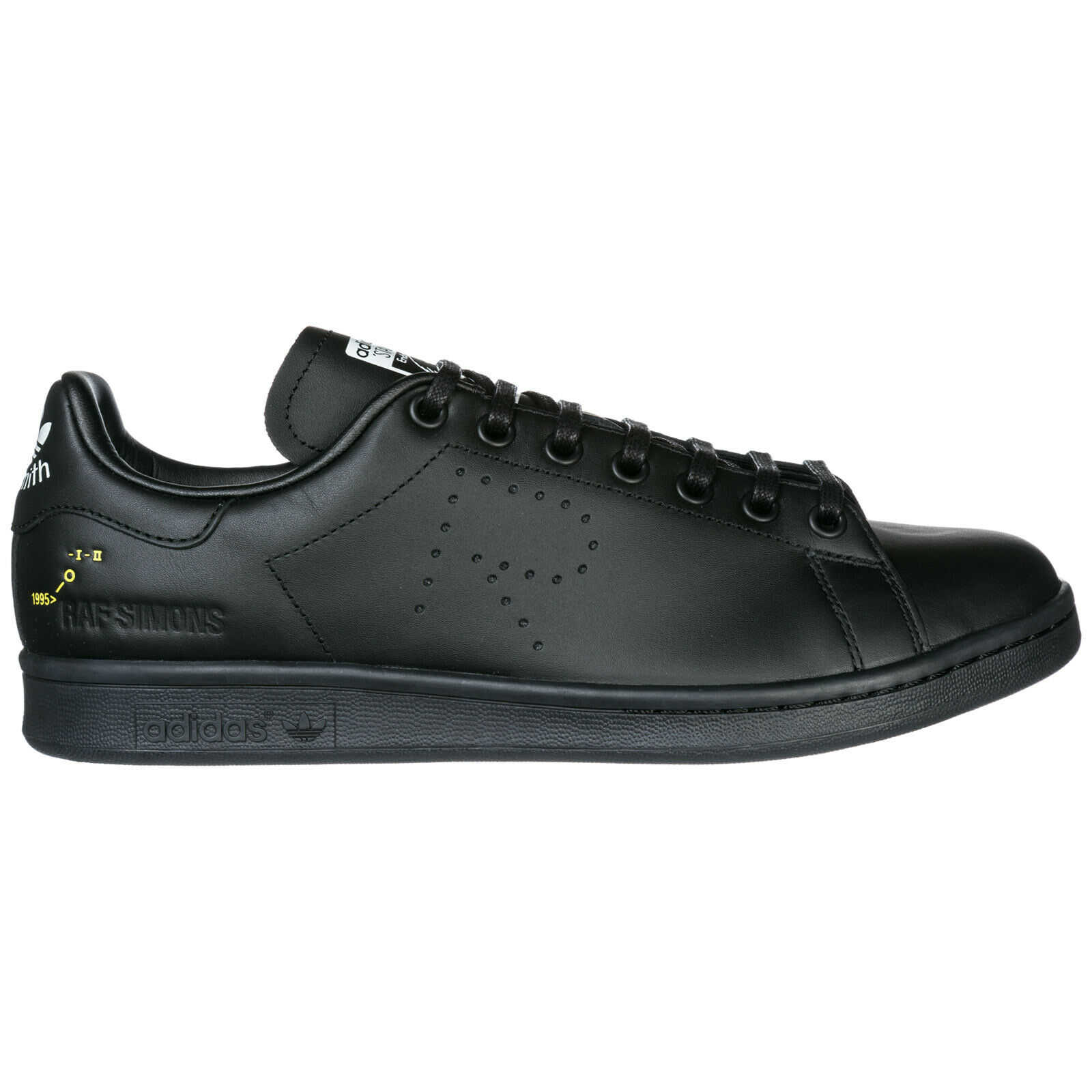 ADIDAS BY RAF SIMONS MEN'S SHOES LEATHER TRAINERS SNEAKERS
