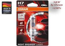 OSRAM NIGHT BREAKER LASER +130% H7 PX26d 64210NBL01B  +130% 64210NBLHCB