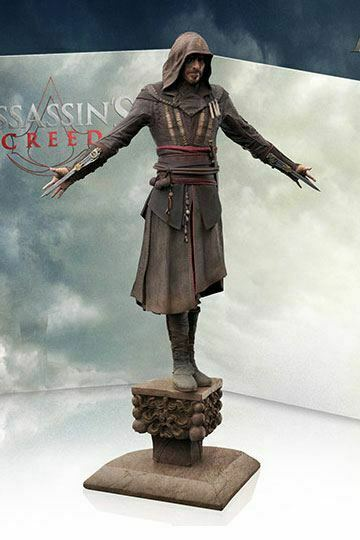 AGUILAR STATUE 1 5 ASSASSIN'S CREED TRIFORCE 35 CM