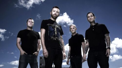 RISE AGAINST Poster Rock Group Album Cover Photo MULTIPLE SIZES #05