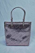 Authentic Michael Kors 100% patent leather tote-shopper bag