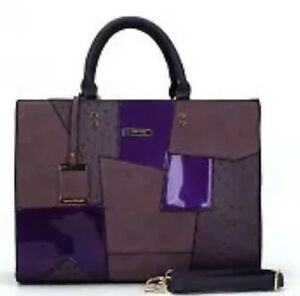 c9aa3e19ea62 Image is loading womens-sally-young-fashion-designer-handbag -celebrity-shoulder-