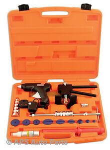 Power-Tec-92379-Dent-Remover-Glue-Pulling-Kit-9-Pads-Slide-Hammer-Bodyshop-Car