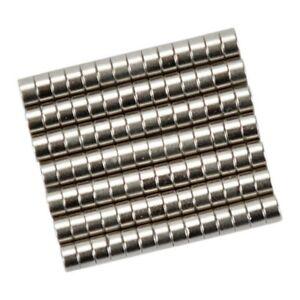 2MM X 1MM N50 EXTREM STARKE NEODYM SCHEIBENMAGNETE MAGNETE RUND ECHTE MAGNET