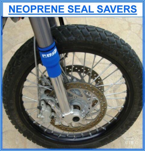 Proline fourche jambe huile sceller les épargnants 45x130mm motocross enduro vélo cadre protecteur