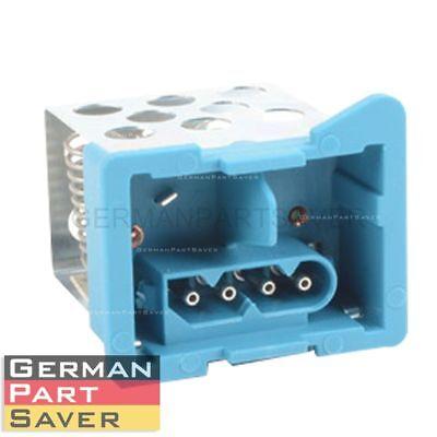 New Blower Motor Resistor Fits 89-95 BMW 525i 525iT 530i 535i 535is 540i 740iL