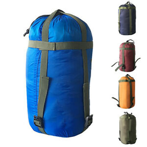 Waterproof-Compression-Stuff-Sack-Outdoor-Camping-Sleeping-Bag-Pouch-Storage