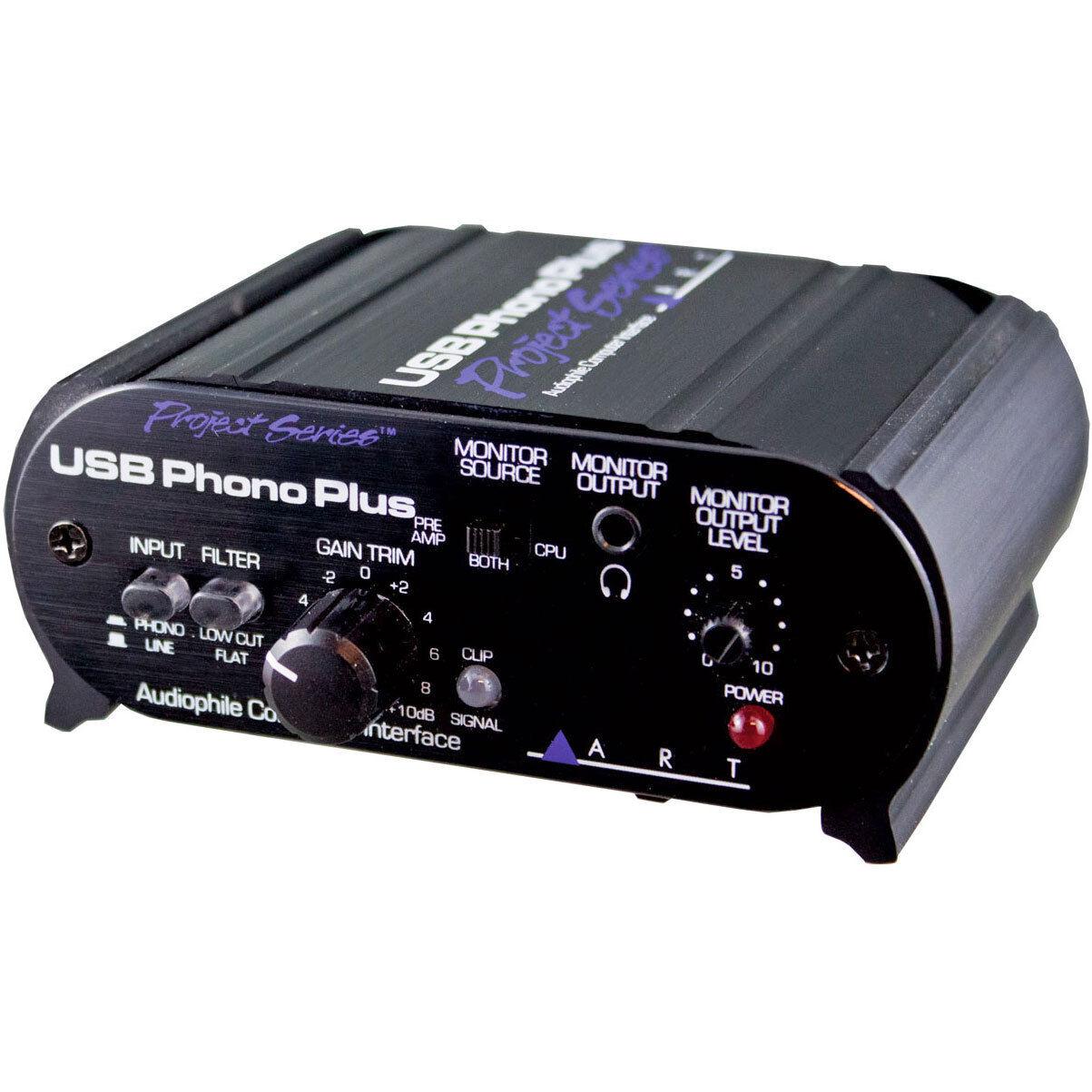 7. ART USB Phono Plus