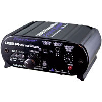 Art Usb Phono Plus Ps Phono Preamp With Usb Interface on sale