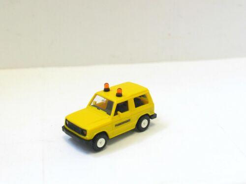 Police-Pompiers-RTW-lumière bleue véhicules etc ww537 des bonnes affaires Prestige!!