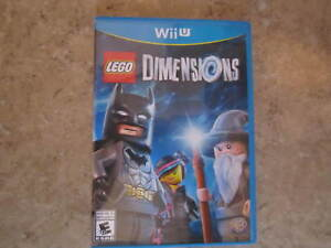LEGO-Dimensions-Nintendo-Wii-U-2015-Complete-Game-Only