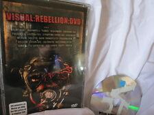 Visual Rebellion DVD - Various artists inc. Tiamat/Nevermore/Passenger/Haste VGC