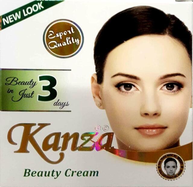 KANZA BEAUTY CREAM 100 % original best offers & Free ...