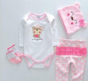 22 Newborn Baby Clothes Reborn Doll Baby Girl Clothes Not Included
