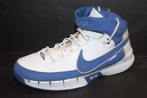 82b56e2fea4 Nike Air Huarache Elite II Shoes 316905-141 Size 18 Blue White ...