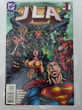 JLA #94 DC Comics Justice League of America 2004 Superman JSA Society