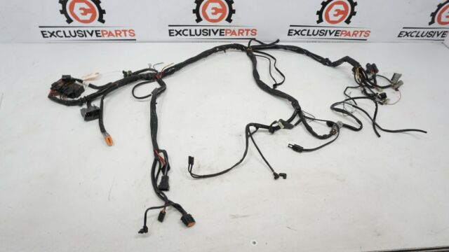 05 Harley Oem Road King Classic Wiring Wire Harness Loom Main 70245