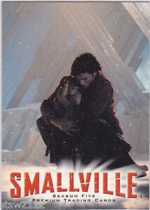 SMALLVILLE SEASON 5 PROMOTIONAL CARD SM5-UK