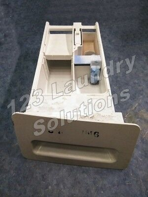 Front Load Washer Detergent Dispenser Drawer For Samsung P