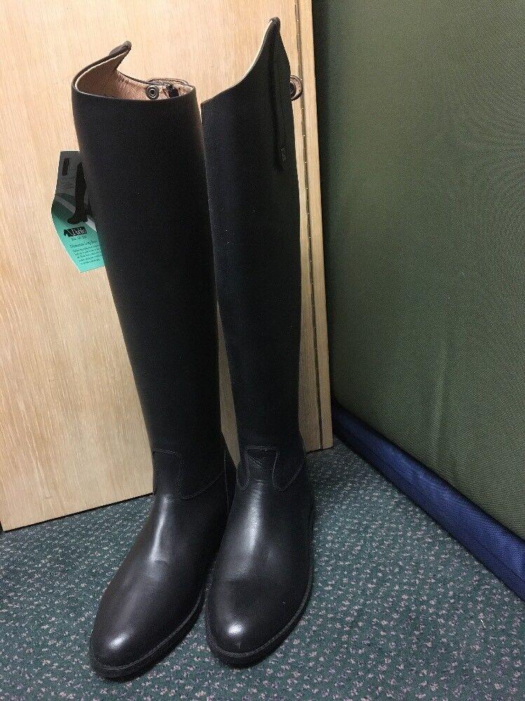 Dublin distinction noir longue riding boot avec fermeture 6.5 à glissière 6.5 fermeture & 9 moitié prix c36748