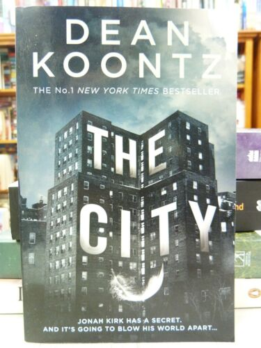 1 of 1 - The City by Dean Koontz (Paperback, 2015)