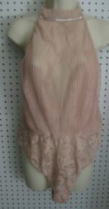 Xl Secret Victoria's The Lacy Collo At Teddy Pink New alto Wildheart bling PfqZf