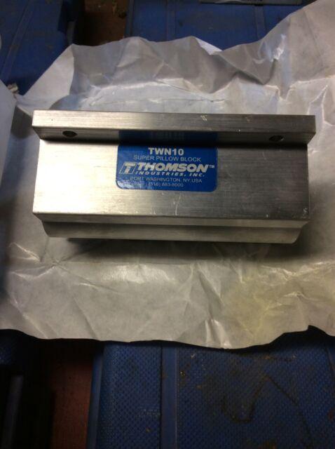 """NEW * Thomson TWN-10 Twin Super Series Pillow Block TWN10  5//8/"""""""