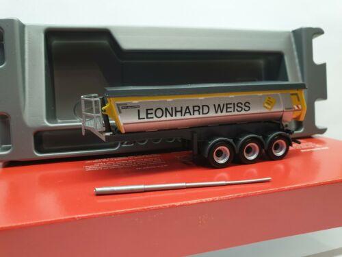 - kipper de 311045 Leonard Weiss thermomulde//Meiller