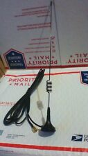 10 in WIDE BAND SMA ANTENNA  Uniden  Police Scanner BCD 396XT -Home Patrol