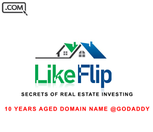 LikeFlip-com-10-YRS-OLD-Domain-Name-for-sale-HOUSE-PROPERTY-FLIP-DOMAIN