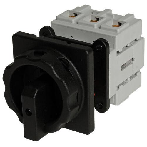 Nr 80A 30kW-AC23 4073.4075 Hauptschalter KB-HLT80 IP67