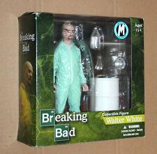 BREAKING BAD Walter White 2013 Con Exclusive Green Hazmat Suit Mezco Figure