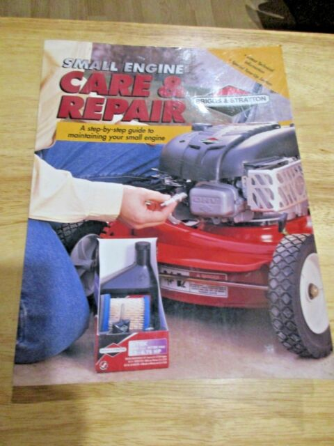 small engine care and repair book