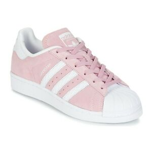 adidas superstar rosados