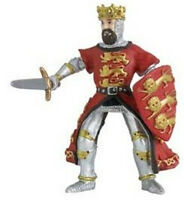 Papo Red King Richard Medieval Toy Figure 39338