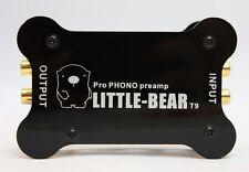Little Bear Stereo Mini Phono Turntable RIAA MM Preamp preamplifier amplifier us