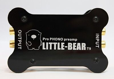 Little Bear Stereo Mini Phono Turntable RIAA MM Preamp preamplifier amplifier us