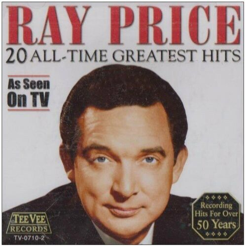 Ray Price - 20 All Time Greatest Hits [New CD]